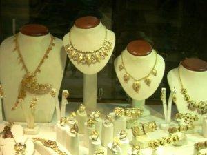 Golden Treasure by Purple Cairo