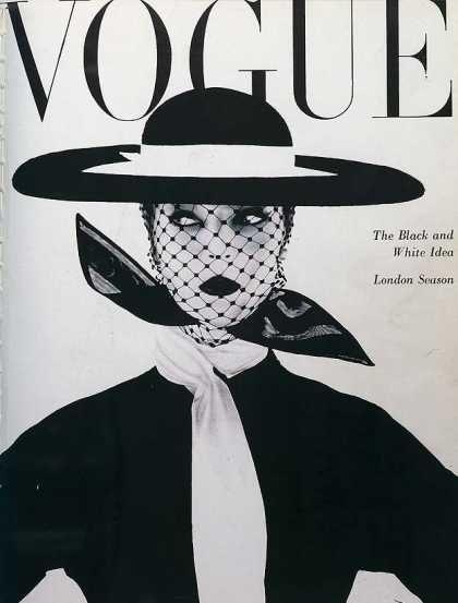 Vogue cover Penn